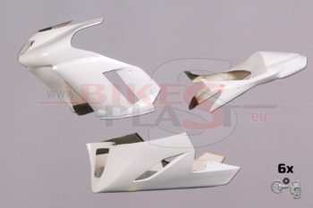 KAWASAKI-ZX6-R-2007-2008-Fairings-Bodywork