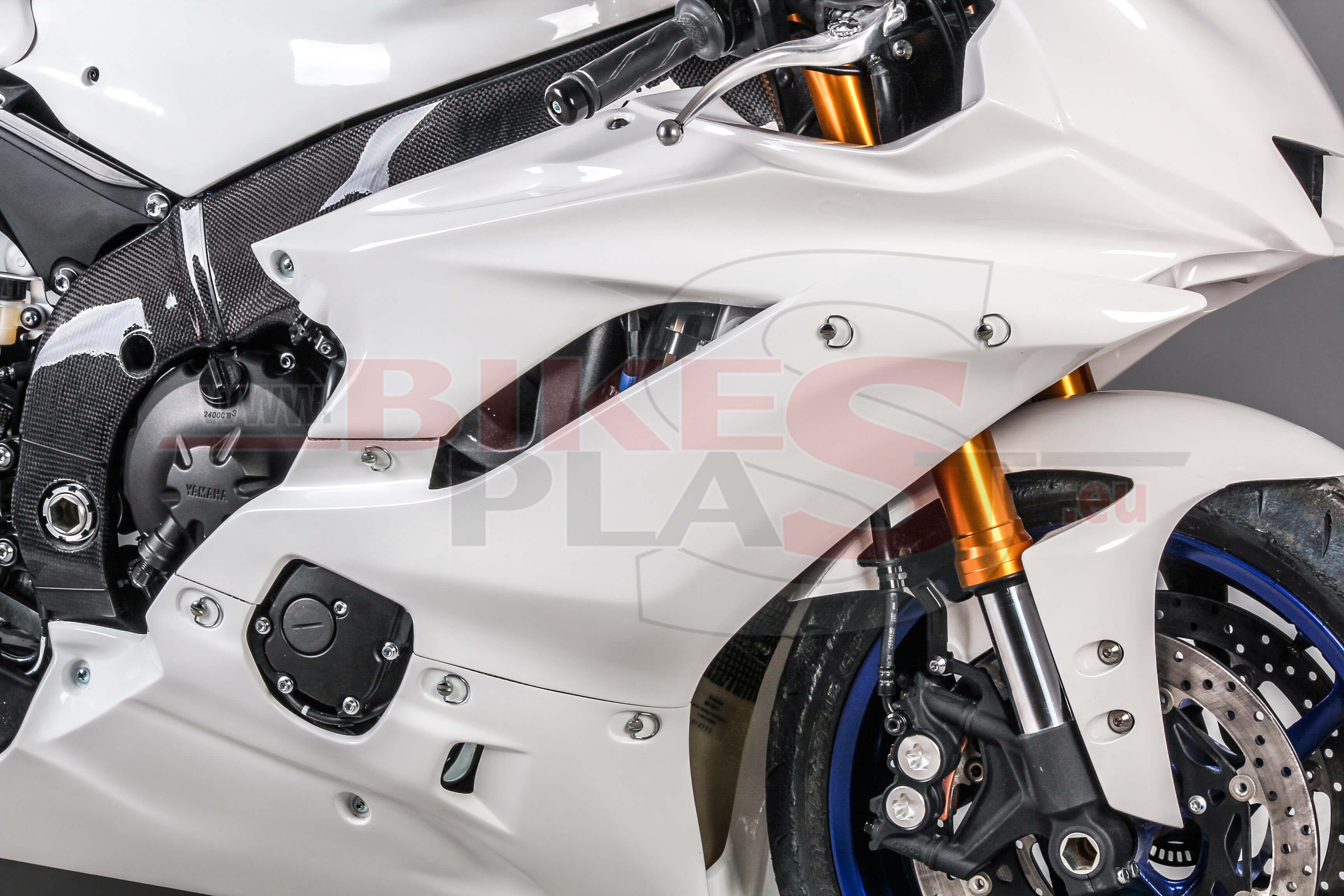 Special upgrade kit - YAMAHA R6 2006-2016 to 2017+